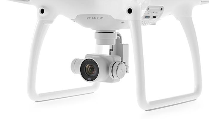 DJI-Phantom-4-camera