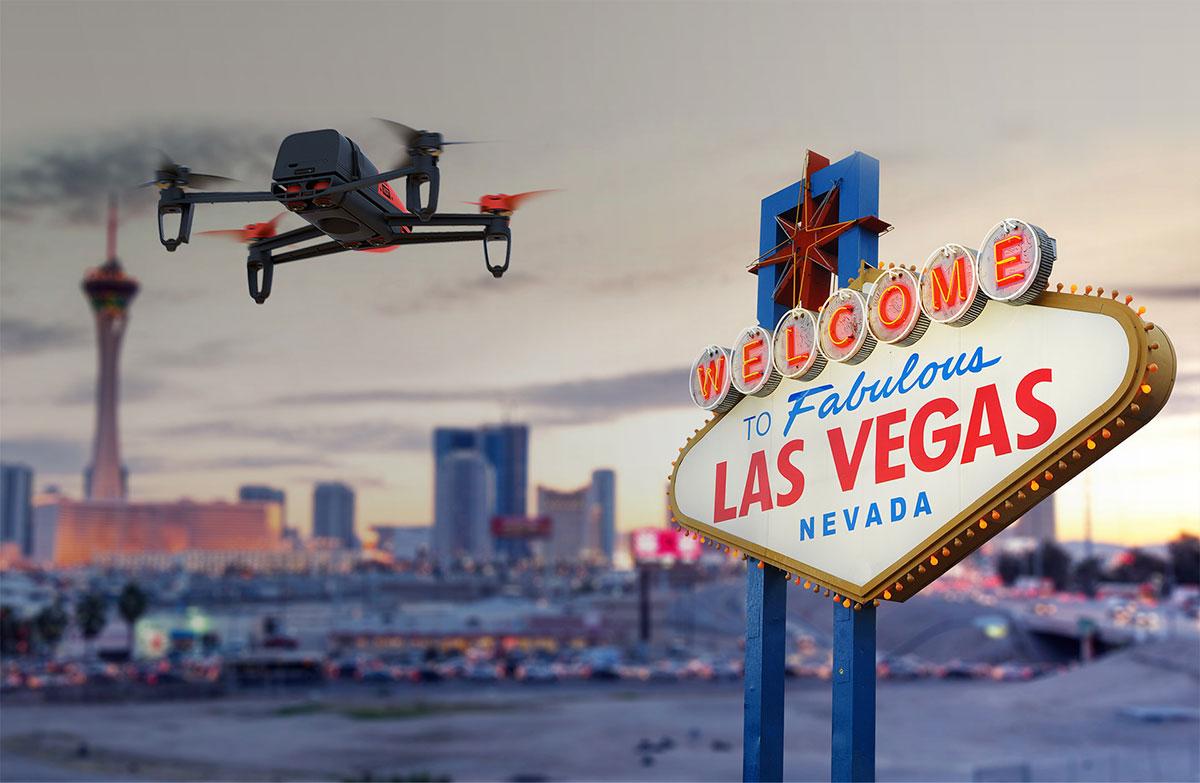 Parrot-Bebop-Las-Vegas