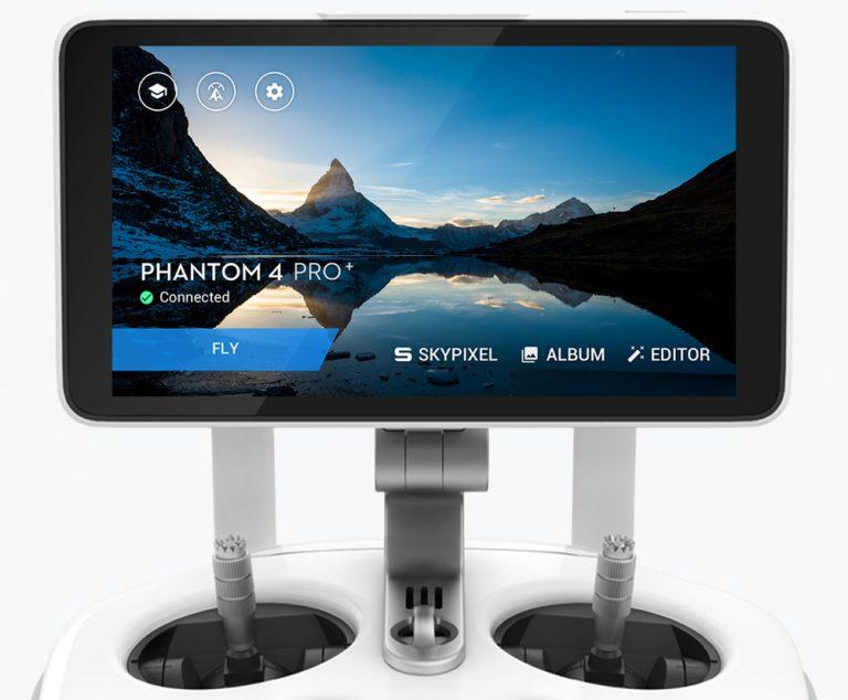 phantom-4-pro-radiocommande