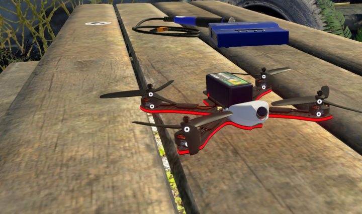 Liftoff 3D sleek