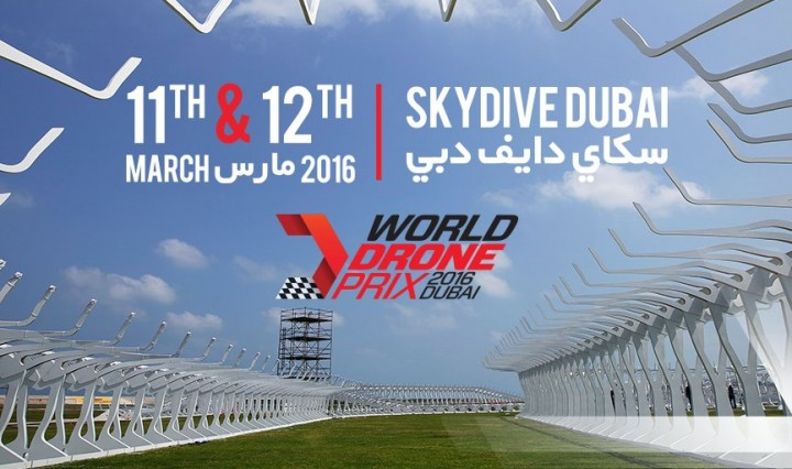 Dubai world drone prix