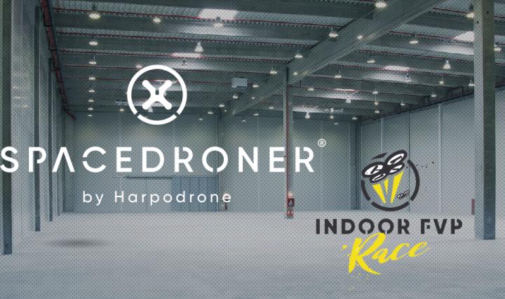 SpaceDroner-indoor-fpv-race