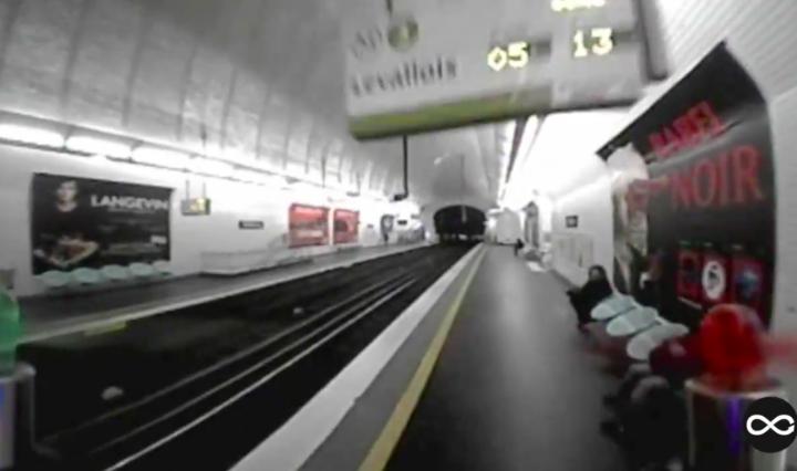 metro fpv paris