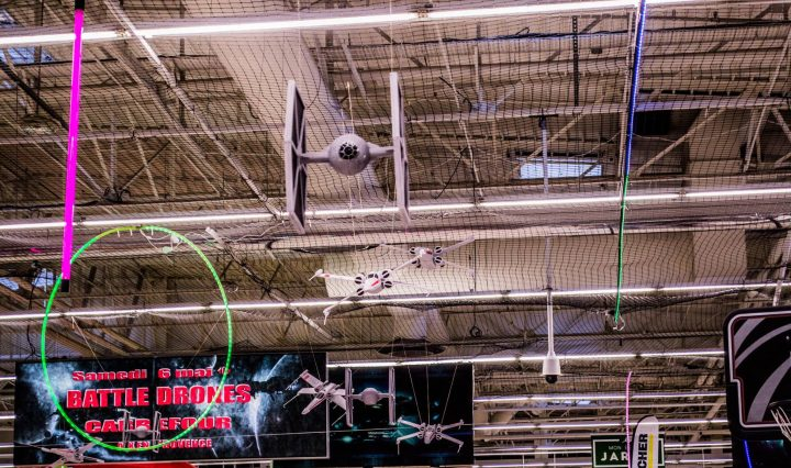 Circuit-Battle-Drone-Race